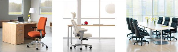 Office Setting Steelcase